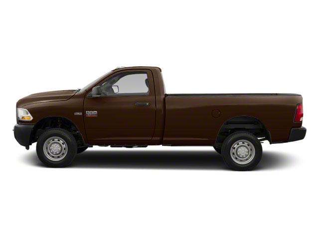 Dark Brown 2011 Ram Truck 2500 Pictures 2500 Regular Cab ST 4WD photos side view