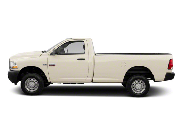 Light Cream 2011 Ram Truck 2500 Pictures 2500 Regular Cab ST 4WD photos side view