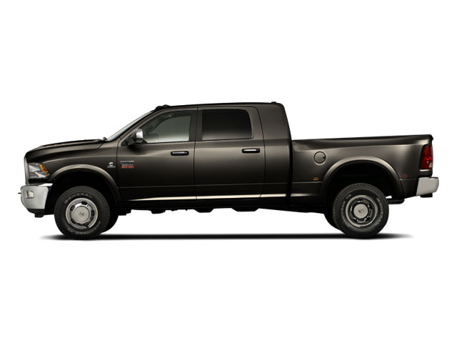 Rugged Brown Pearl 2011 Ram Truck 3500 Pictures 3500 Mega Cab Longhorn 2WD photos side view