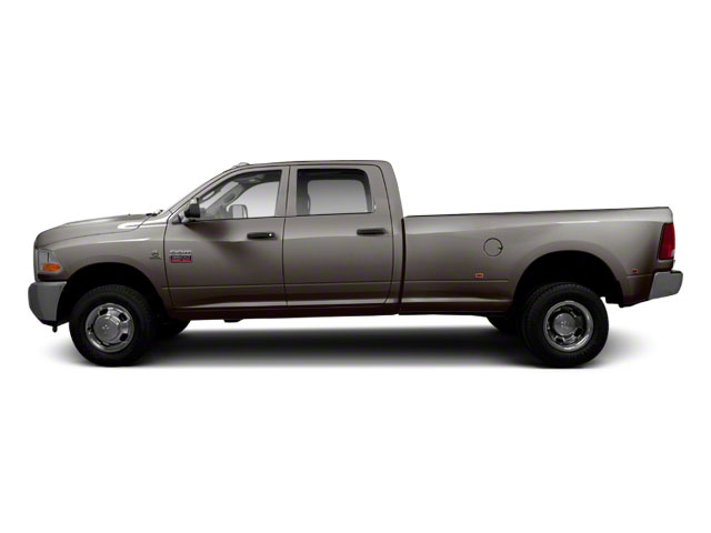 Mineral Gray Metallic 2011 Ram Truck 3500 Pictures 3500 Crew Cab Laramie 4WD photos side view