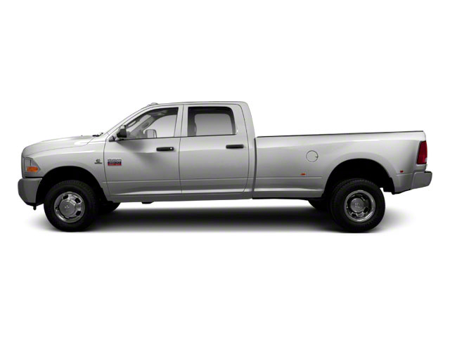 Bright Silver Metallic 2011 Ram Truck 3500 Pictures 3500 Crew Cab Laramie 4WD photos side view