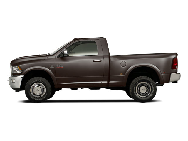 Mineral Gray Metallic 2011 Ram Truck 3500 Pictures 3500 Regular Cab ST 2WD photos side view