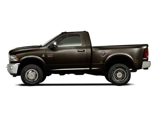 Rugged Brown Pearl 2011 Ram Truck 3500 Pictures 3500 Regular Cab ST 2WD photos side view
