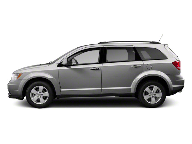 Bright Silver Metallic 2011 Dodge Journey Pictures Journey Utility 4D Mainstreet AWD photos side view