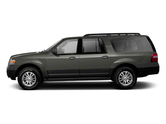 Sterling Grey Metallic 2011 Ford Expedition EL Pictures Expedition EL Utility 4D XL 4WD photos side view