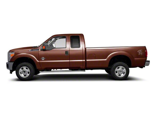 Golden Bronze Metallic 2011 Ford Super Duty F-350 DRW Pictures Super Duty F-350 DRW Supercab XLT 2WD photos side view