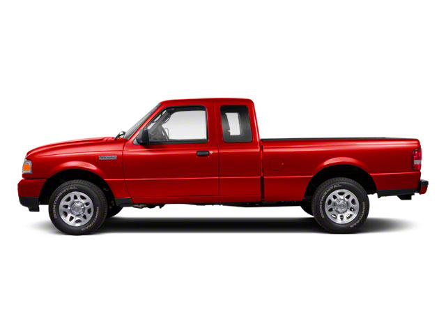 Redfire Metallic 2011 Ford Ranger Pictures Ranger Supercab 4D Sport photos side view