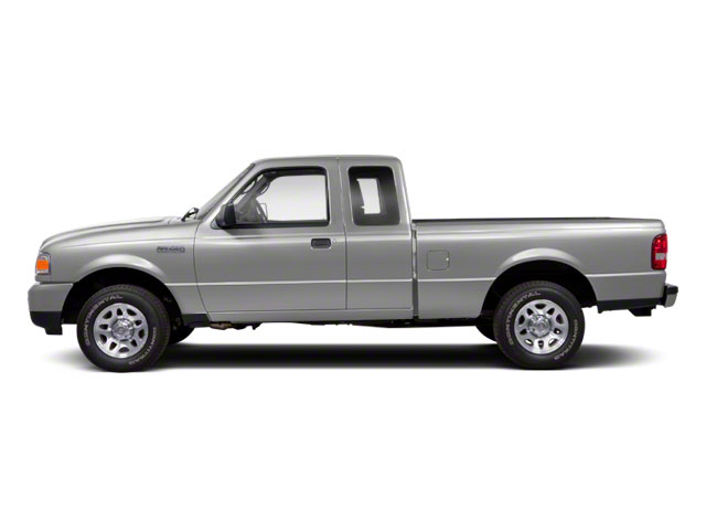 Silver Metallic 2011 Ford Ranger Pictures Ranger Supercab 4D Sport photos side view