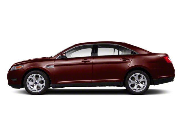 Bordeaux Reserve Red Metallic 2011 Ford Taurus Pictures Taurus Sedan 4D Limited photos side view