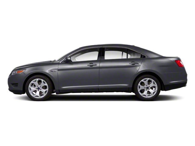 Sterling Gray Metallic 2011 Ford Taurus Pictures Taurus Sedan 4D Limited photos side view