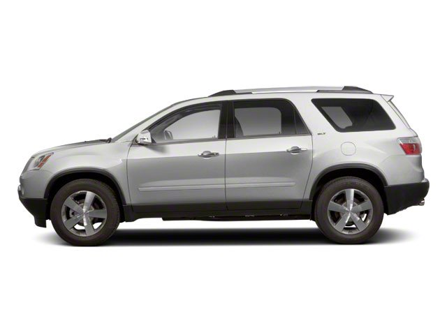 Quicksilver Metallic 2011 GMC Acadia Pictures Acadia Wagon 4D SLE AWD photos side view