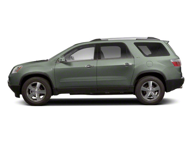 Gray Green Metallic 2011 GMC Acadia Pictures Acadia Wagon 4D SLE AWD photos side view