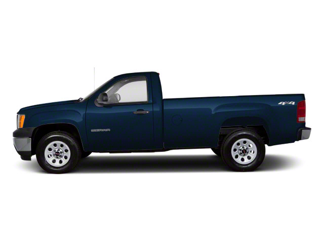2011 gmc sierra 1500 regular cab work truck 2wd pictures nadaguides. Black Bedroom Furniture Sets. Home Design Ideas