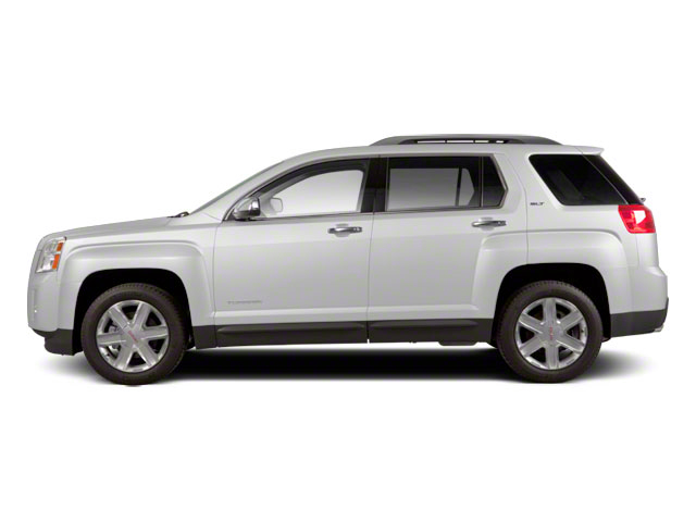 Olympic White 2011 GMC Terrain Pictures Terrain Utility 4D SLT2 AWD photos side view