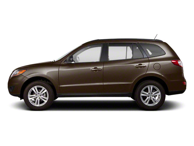Espresso Brown 2011 Hyundai Santa Fe Pictures Santa Fe Utility 4D Limited AWD photos side view