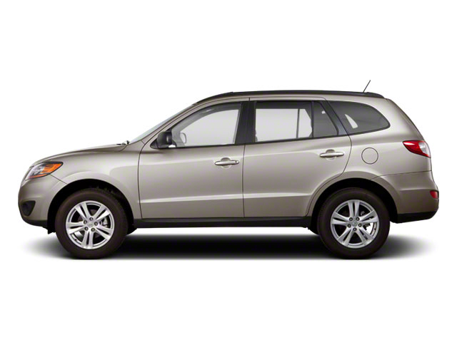 Mineral Gray 2011 Hyundai Santa Fe Pictures Santa Fe Utility 4D GLS 2WD photos side view