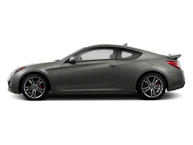 Nordschleife Gray 2011 Hyundai Genesis Coupe Pictures Genesis Coupe 2D photos side view