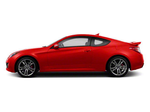 Tsukuba Red 2011 Hyundai Genesis Coupe Pictures Genesis Coupe 2D photos side view