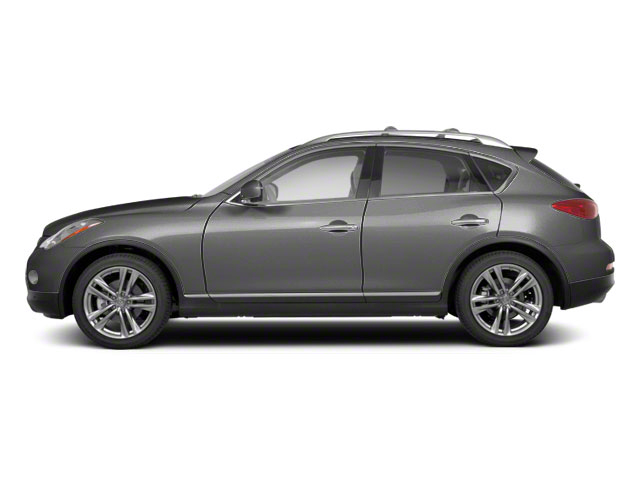 Graphite Shadow 2011 INFINITI EX35 Pictures EX35 Wagon 4D 2WD photos side view