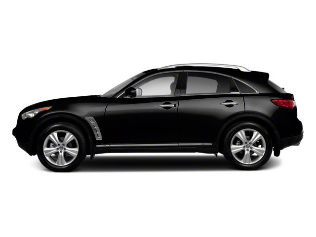 Malbec Black 2011 INFINITI FX35 Pictures FX35 FX35 AWD photos side view