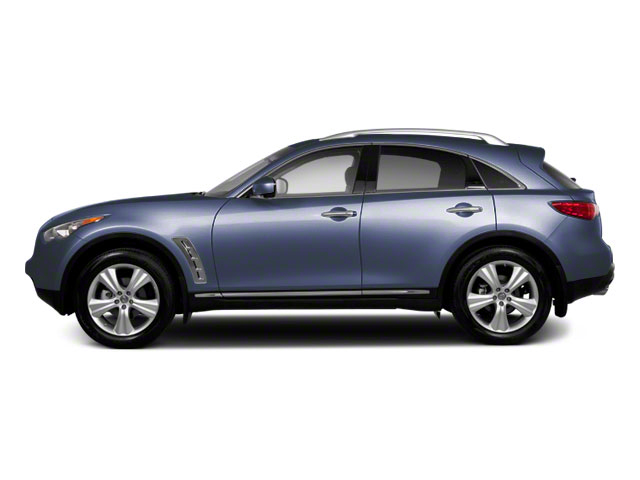 Blue Slate 2011 INFINITI FX50 Pictures FX50 FX50 AWD photos side view