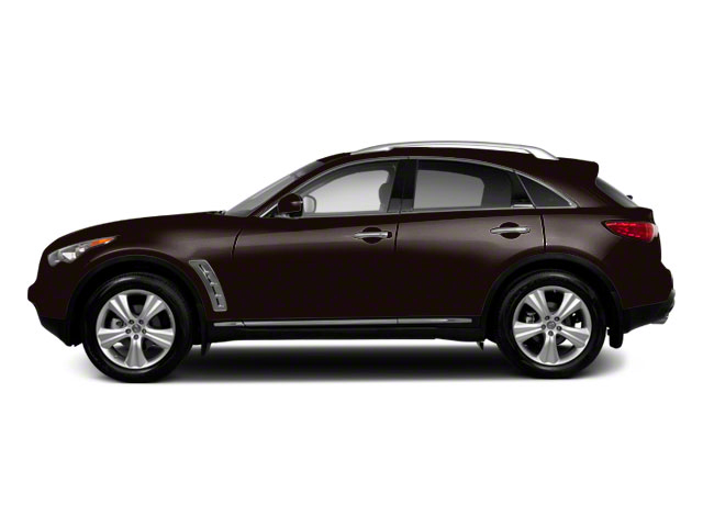 Midnight Mocha 2011 INFINITI FX35 Pictures FX35 FX35 AWD photos side view