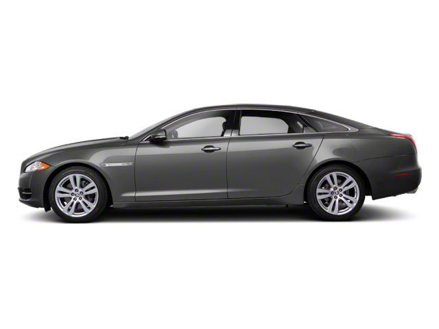 Stratus Grey 2011 Jaguar XJ Pictures XJ Sedan 4D L Supersport photos side view