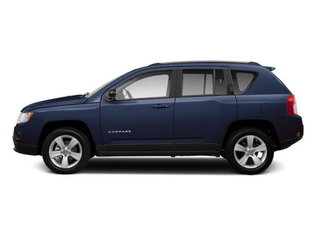 Blackberry Pearl 2011 Jeep Compass Pictures Compass Utility 4D Limited 4WD photos side view