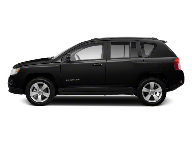 Brilliant Black Crystal Pearl 2011 Jeep Compass Pictures Compass Utility 4D Limited 4WD photos side view
