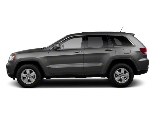 Dark Charcoal Pearl 2011 Jeep Grand Cherokee Pictures Grand Cherokee Utility 4D Limited 2WD photos side view