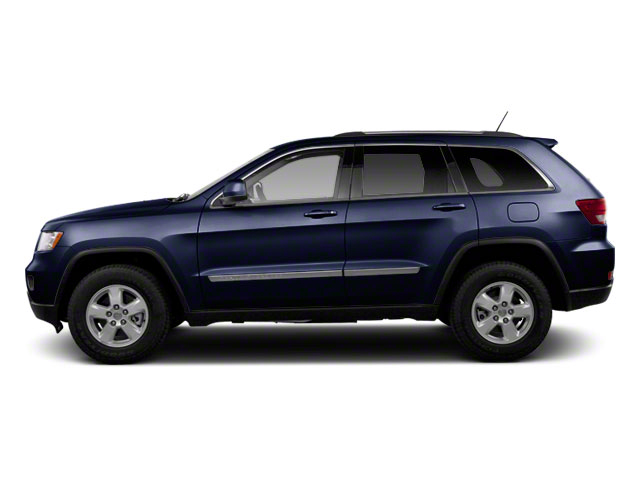 Blackberry Pearl 2011 Jeep Grand Cherokee Pictures Grand Cherokee Utility 4D Limited 2WD photos side view