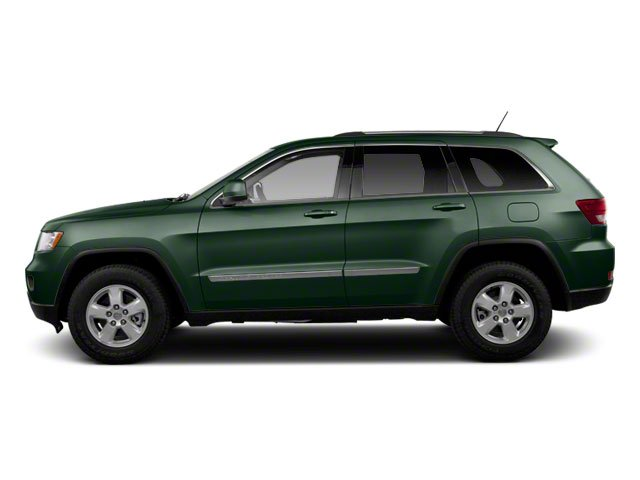 Natural Green Pearl 2011 Jeep Grand Cherokee Pictures Grand Cherokee Utility 4D Limited 2WD photos side view
