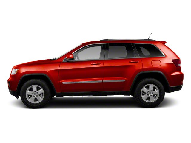 Inferno Red Crystal Pearl 2011 Jeep Grand Cherokee Pictures Grand Cherokee Utility 4D Limited 2WD photos side view