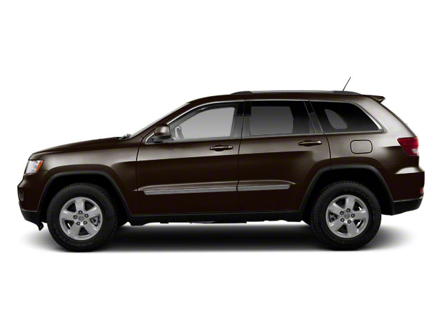 Rugged Brown Pearl 2011 Jeep Grand Cherokee Pictures Grand Cherokee Utility 4D Overland 2WD photos side view