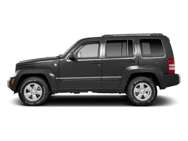 Dark Charcoal Pearl 2011 Jeep Liberty Pictures Liberty Utility 4D Limited 2WD photos side view