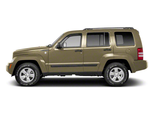 Light Sandstone Metallic 2011 Jeep Liberty Pictures Liberty Utility 4D Limited 2WD photos side view