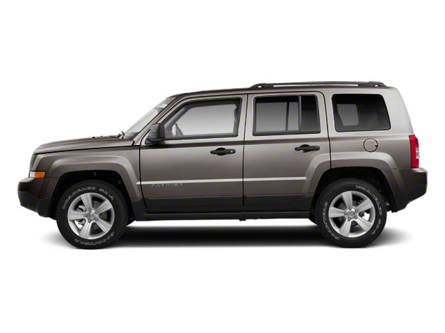 Dark Charcoal Pearl 2011 Jeep Patriot Pictures Patriot Utility 4D Latitude X 2WD photos side view