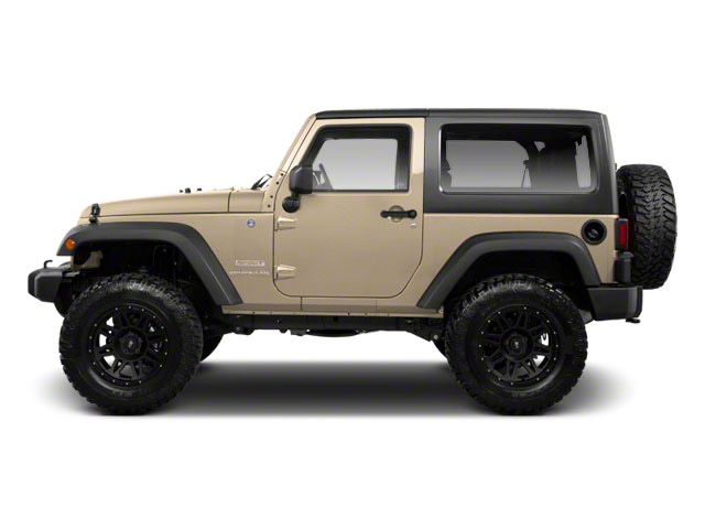 Sahara Tan Clear Coat 2011 Jeep Wrangler Pictures Wrangler Utility 2D Rubicon 4WD photos side view