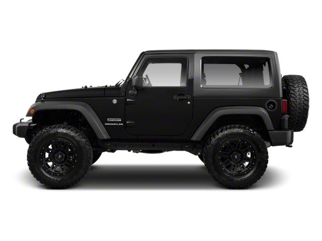 Black Clear Coat 2011 Jeep Wrangler Pictures Wrangler Utility 2D Rubicon 4WD photos side view