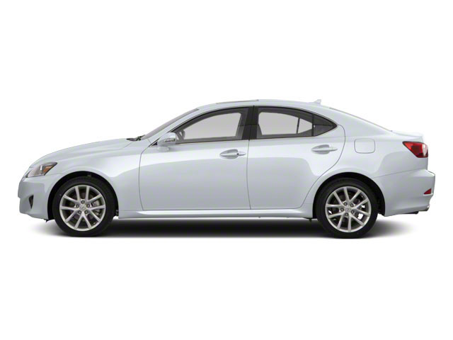 Glacier Frost Mica 2011 Lexus IS 250 Pictures IS 250 Sedan 4D IS250 photos side view
