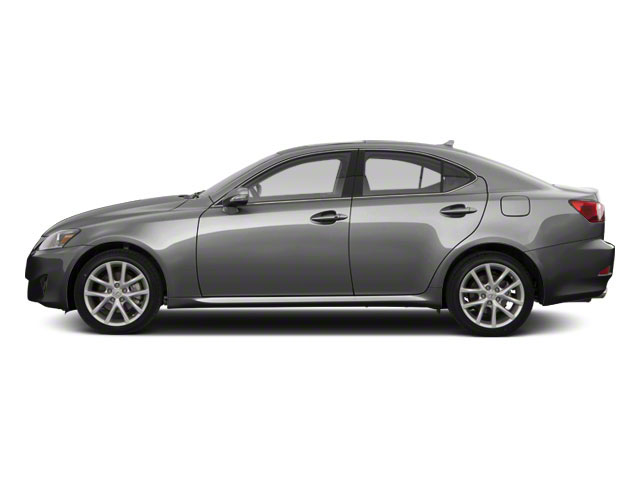 Smoky Granite Mica 2011 Lexus IS 250 Pictures IS 250 Sedan 4D IS250 AWD photos side view