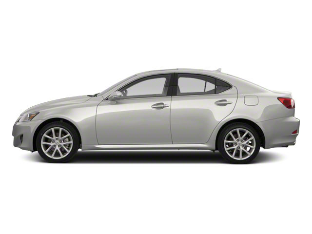 Tungsten Pearl 2011 Lexus IS 350 Pictures IS 350 Sedan 4D IS350 photos side view