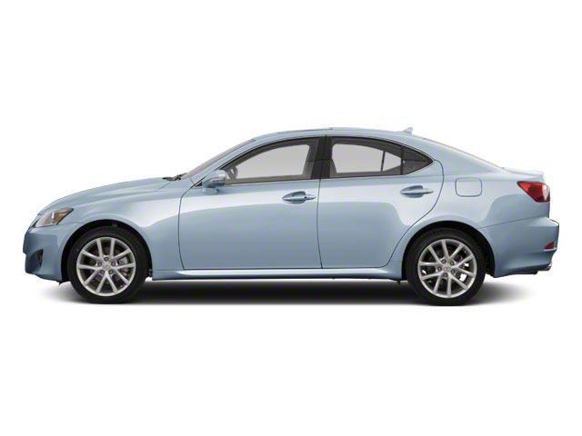 Cerulean Blue Metallic 2011 Lexus IS 250 Pictures IS 250 Sedan 4D IS250 photos side view