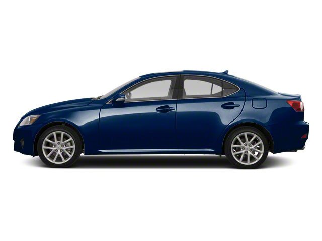 Deep Sea Mica 2011 Lexus IS 250 Pictures IS 250 Sedan 4D IS250 photos side view