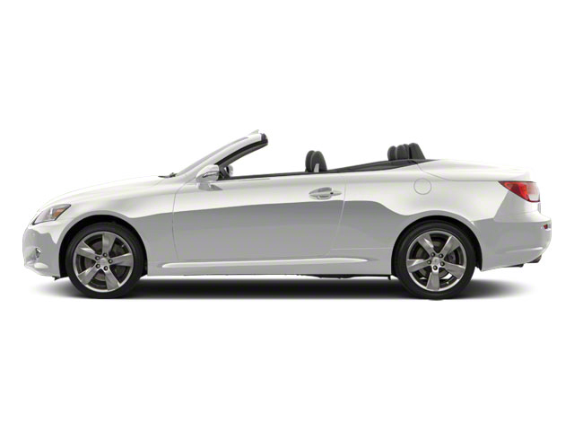 Starfire Pearl 2011 Lexus IS 350C Pictures IS 350C Convertible 2D IS350 photos side view