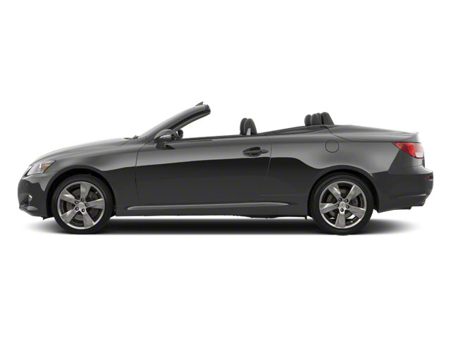 Smoky Granite Mica 2011 Lexus IS 350C Pictures IS 350C Convertible 2D IS350 photos side view