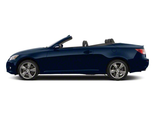 Deep Sea Mica 2011 Lexus IS 350C Pictures IS 350C Convertible 2D IS350 photos side view