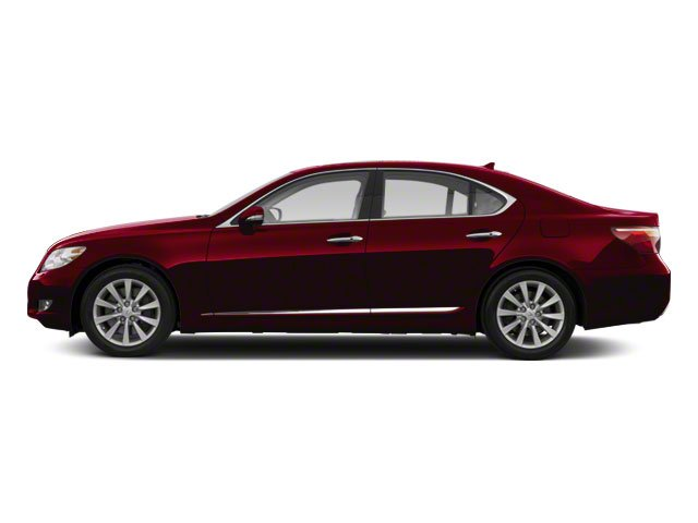 Matador Red Mica 2011 Lexus LS 460 Pictures LS 460 Sedan 4D LS460L photos side view