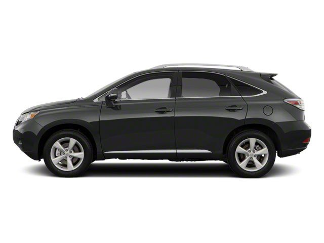 Smoky Granite Mica 2011 Lexus RX 350 Pictures RX 350 Utility 4D AWD photos side view
