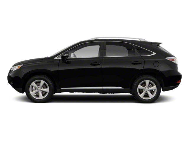 Obsidian 2011 Lexus RX 350 Pictures RX 350 Utility 4D AWD photos side view